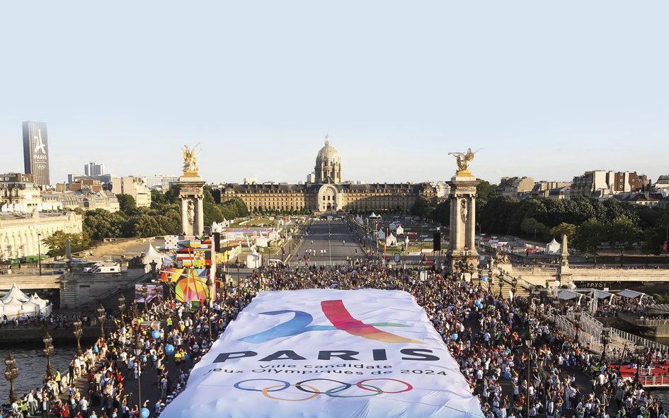 Paris will host the Olympic Games in 2024 - La France en